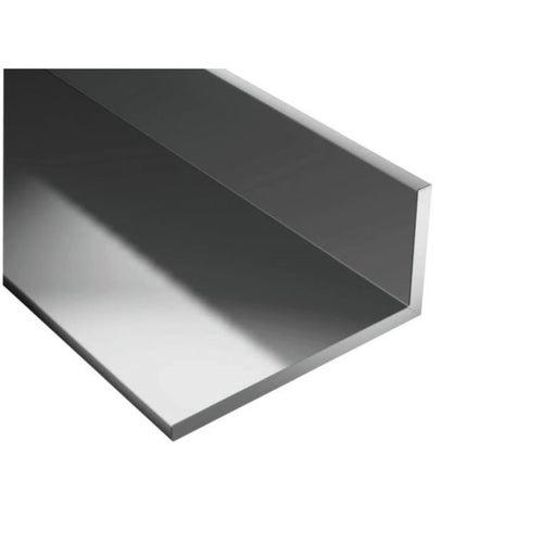Kątownik PCV czarny 1000x40x10x2 mm