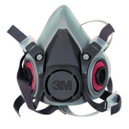 Półmaska przeciw pyłom gazom i oparom