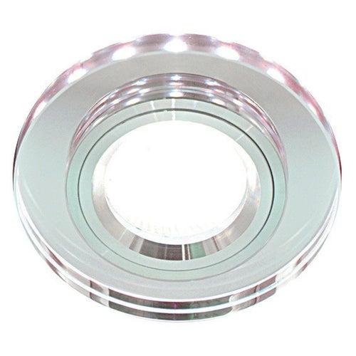 Oczko sufitowe Riana 50W GU10+LED 1,1W