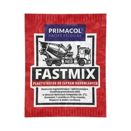 Domieszka uplastyczniająco - napowietrzająca do zapraw FAST-MIX DH Primacol 16 g