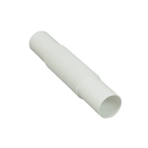 Złączka elastyczna ZCL 25mm UV biała 5szt