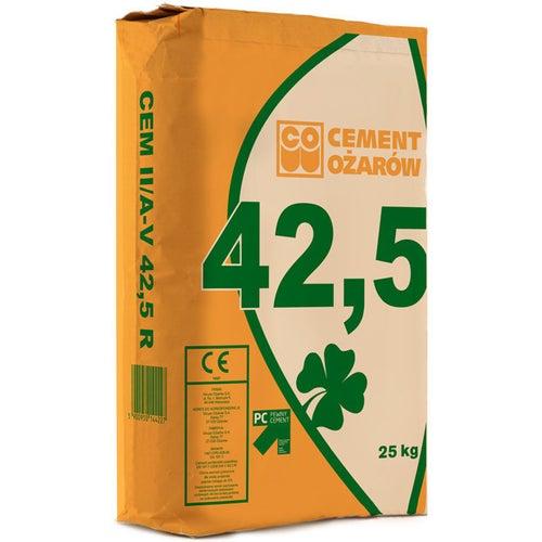 Cement portlandzki Ożarów Mocny CEM II/A-V 42,5R 25 kg