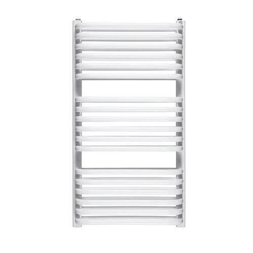 Grzejnik łazienkowy Carmen Plus 90x40 cm, biały