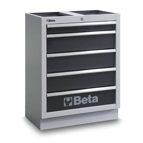 Moduł stały z 5 szufladami C4M5 Beta