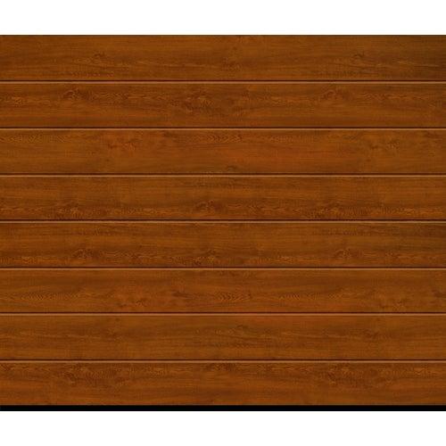Brama segementowa Isomatic 42 2500x2125 cm, dąb