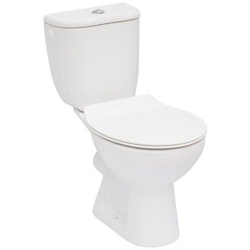 WC kompakt Roca Lido poziomy WM825MD4Z000SF0