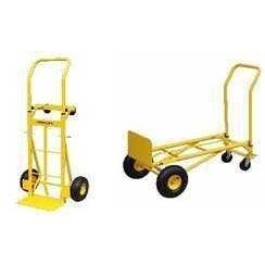 Wózek transportowy stalowy dwupołożeniowy Stanley