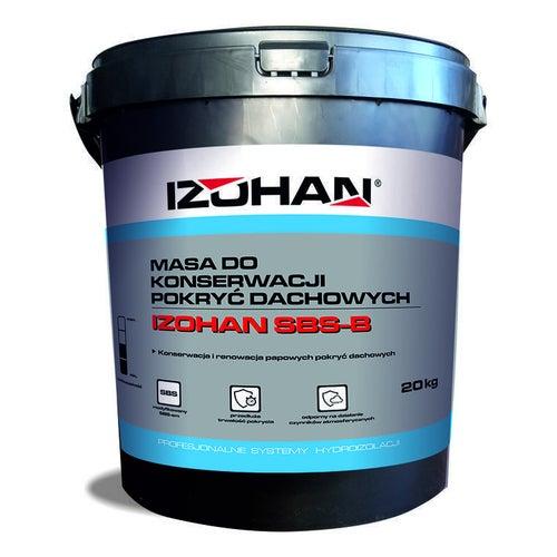 Masa asfaltowa bitumiczna Izohan SBS-B 20 kg