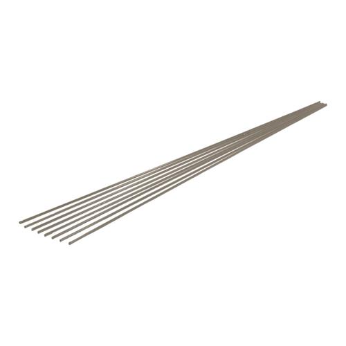 Pręty TIG do stali węglowej 2 mm 0,5 m, 8 szt.
