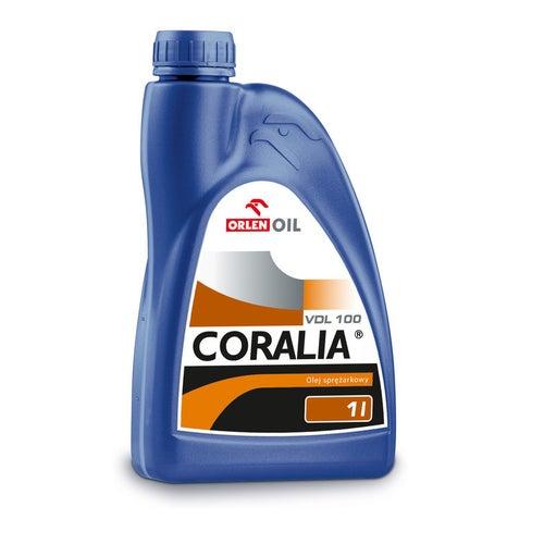 Olej do sprężarek CORALIA VDL 100 1L