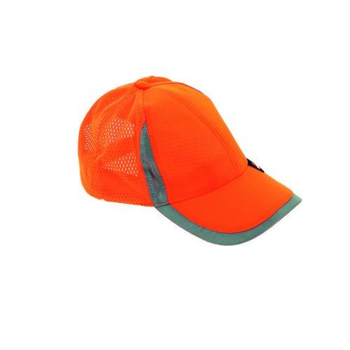 Czapka z daszkiem pomarańczowa ostrzegawcza Beta