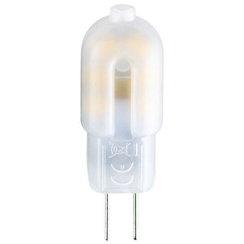 Żarówka LED 1W G4 90lm 12V ciepło biała
