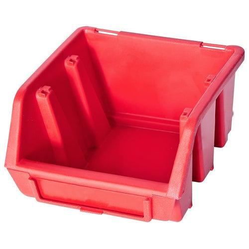 Pojemnik magazynowy Ergobox 1 czerwony