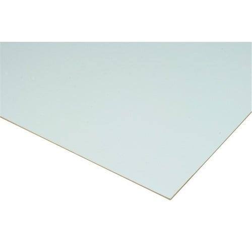 Formatka HDF, biała, wym. 2500x1000x3 mm