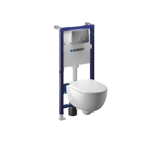 Zestaw podtynkowy WC Geberit Unifix Modo Pure 118.314.21.1