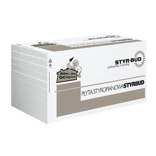 Styr-bud styropian fasadowy 044 grubość 10 cm 0.3m3