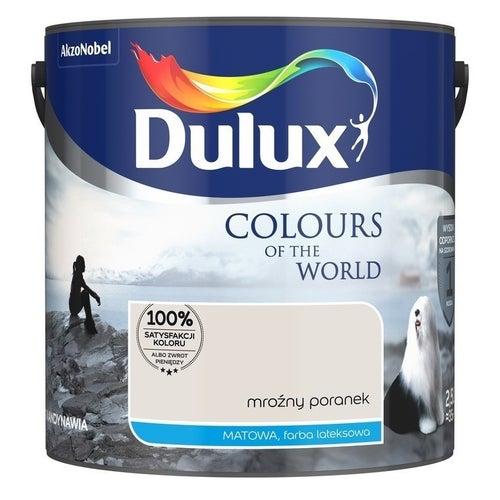 Farba Dulux Kolory Świata mroźny poranek 2,5l