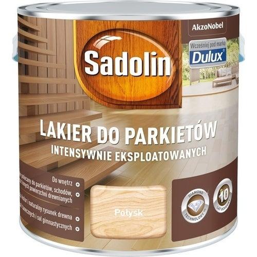 Sadolin Lakier do parkietów intensywnie eksploatowanych połysk 2,5L