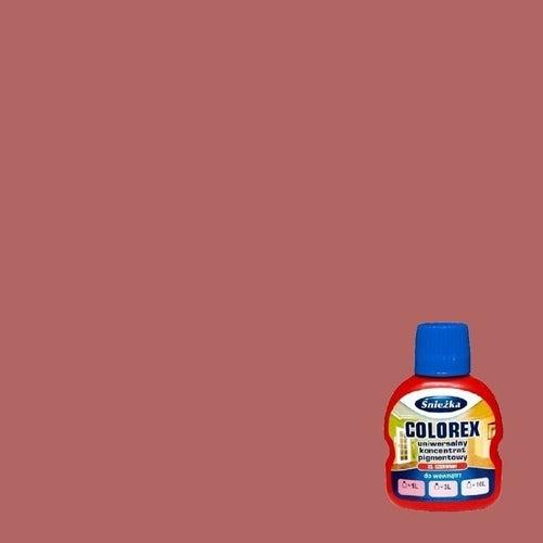 Pigment do kolorowania Śnieżka Colorex mahoń 124 ml
