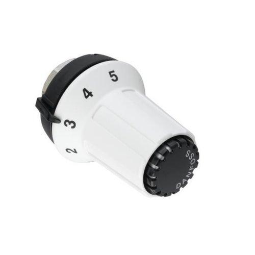 Głowica termostatyczna RAS-CK Panda Danfoss M30x1,5, biała