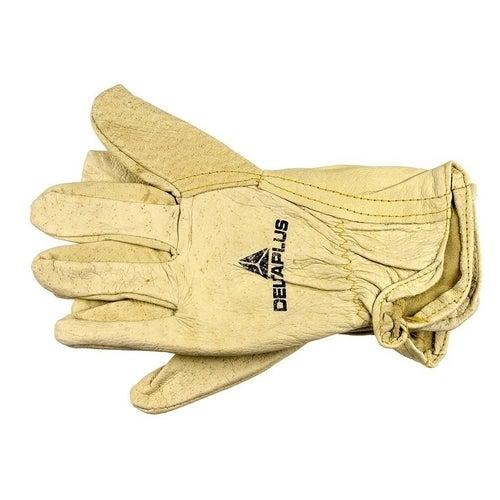 Rękawice ze skóry licowej bydlęcej FBF50 Delta Plus, rozm. 10 (XL)