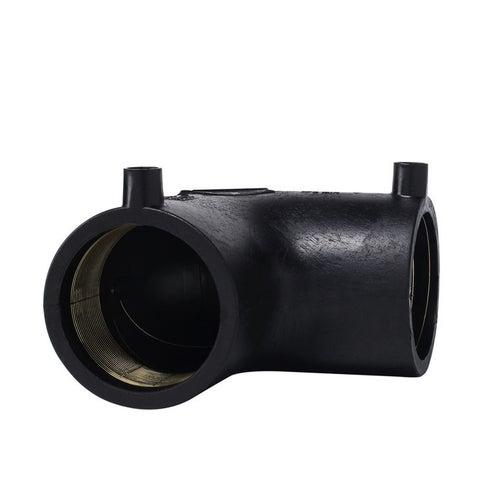 Kolano elektrooporowe 90° PE 40 mm czarne