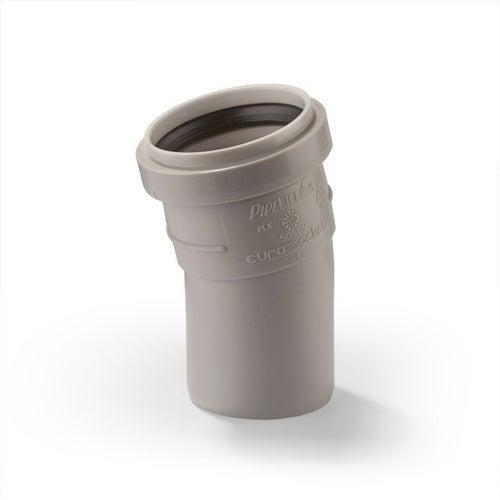 Kolano kanalizacyjne 15° 50 mm