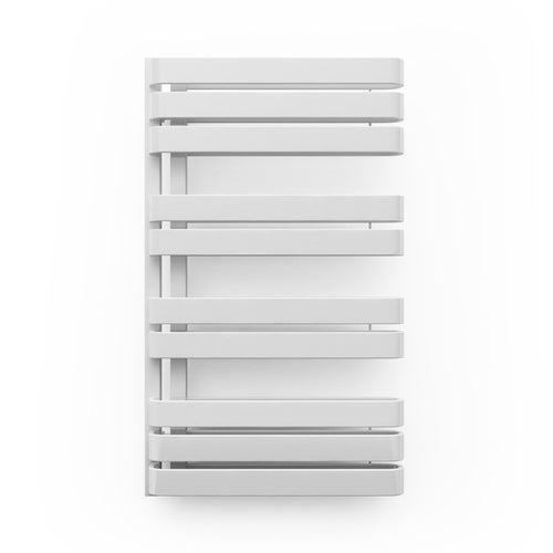 Grzejnik łazienkowy Warp S 85x50 cm, biały
