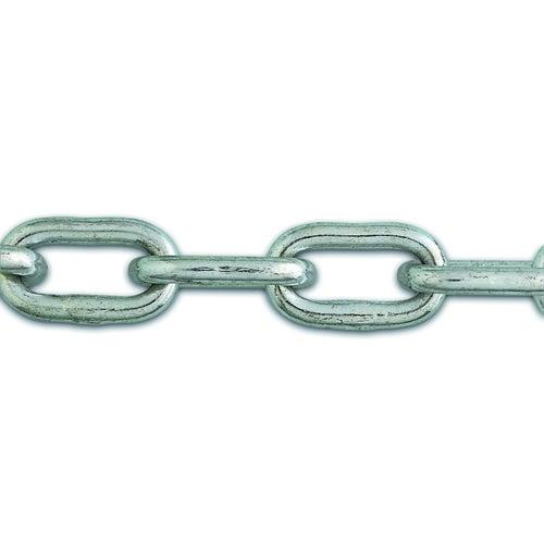 Łańcuch stalowy prosty 30 kg fi 2 mm