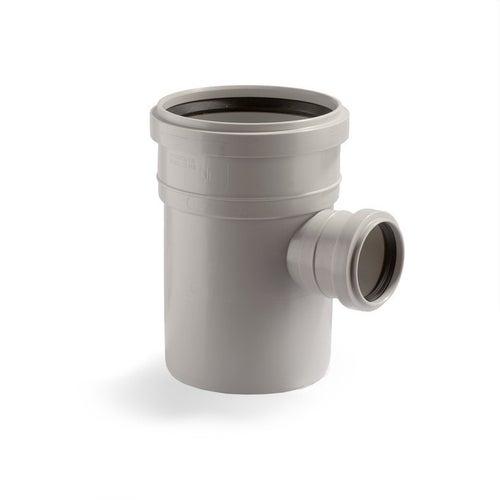 Trójnik kanalizacyjny 90° 110/50 mm