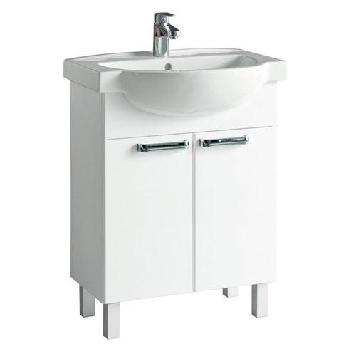 Zestaw szafka z umywalką Koło Freja 65 cm L79001000