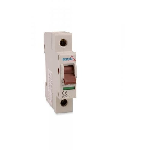 Rozłącznik izolacyjny 1P 63A A10-R7-1P-063 Bemko