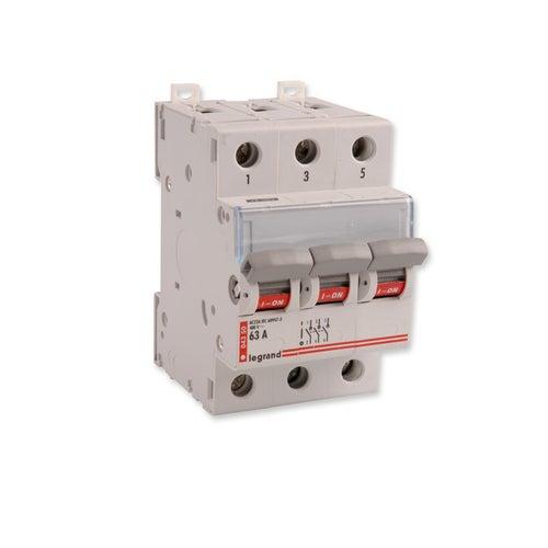 Rozłącznik izolacyjny FR 303 3P 63A TX3 692175 Legrand