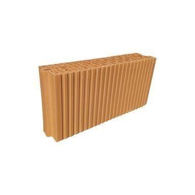 Pustak ceramiczny Porotherm 11.5 Dryfix 115x498x249 mm kl. 10 8,0 szt./m2
