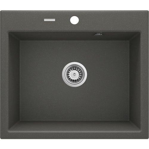 Zlewozmywak granitowy Deante Andante 60x52 cm ZQN_T103