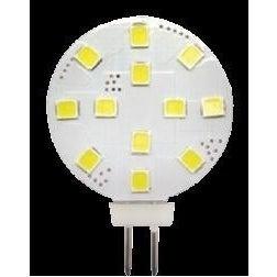 Żarówka LED 2W G4 200lm 12V ciepło biała
