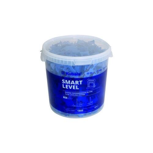 Klipsy Smart Level Kubala 1 mm, 800 szt.