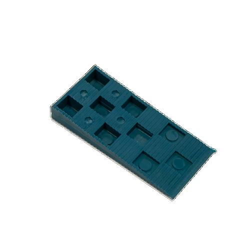 Kliny montażowe do okien 15x43x95mm 50 szt