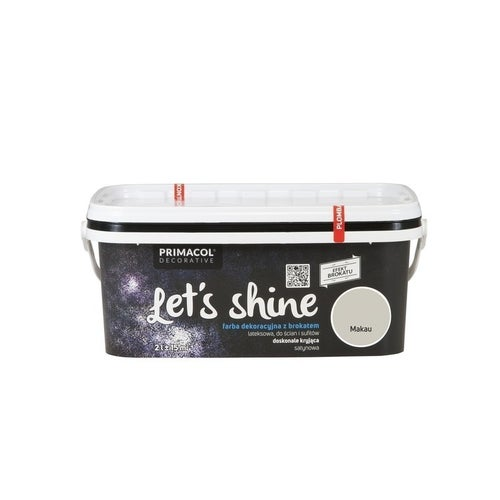 Farba Primaol Let's Shine makau 2l