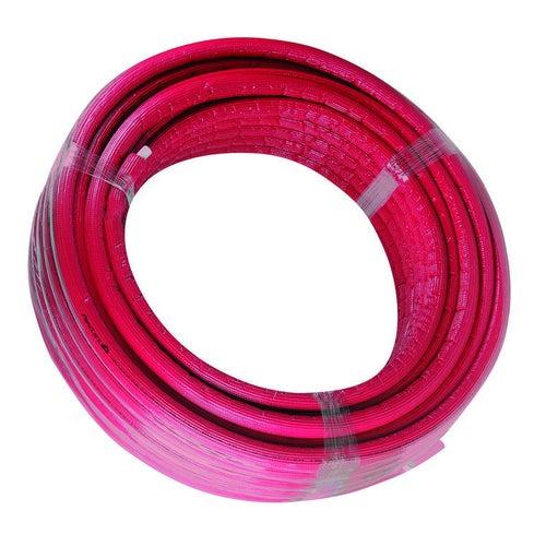 Rura Pex/Al/Pex 16x2 mm w otulinie czerwonej 6 mm 1 mb
