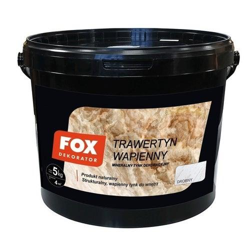 Trawertyn Fox Dekorator 5 kg