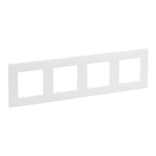 Niloe Step ramka biała czterokrotna
