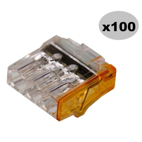 Szybkozłączka 3x2,5mm2 100 szt