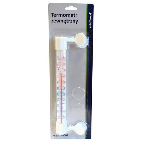 Termometr zewnętrzny -50 +50st C duży -50 +50st C duży