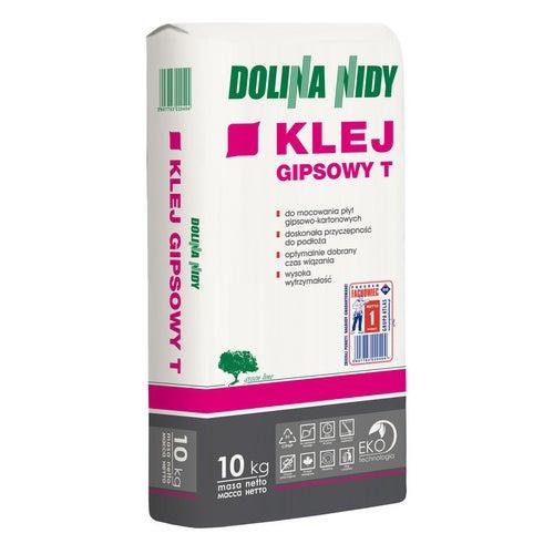 Dolina Nidy klej do przyklejania płyt G-K 10 kg