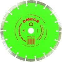 Tarcza diamentowe segmentowa 125x22,2 mm OMEGA