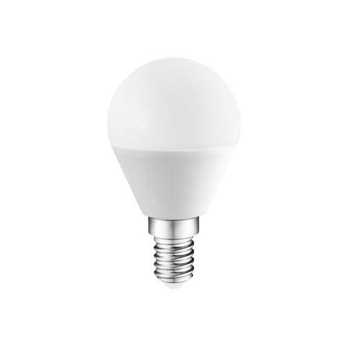 Żarówka LED 7W E14 560 lm kulka ciepło biała