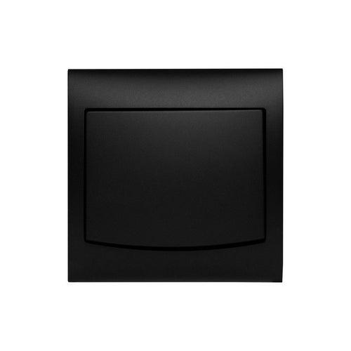 Polmark Vega czarna łącznik pojedynczy