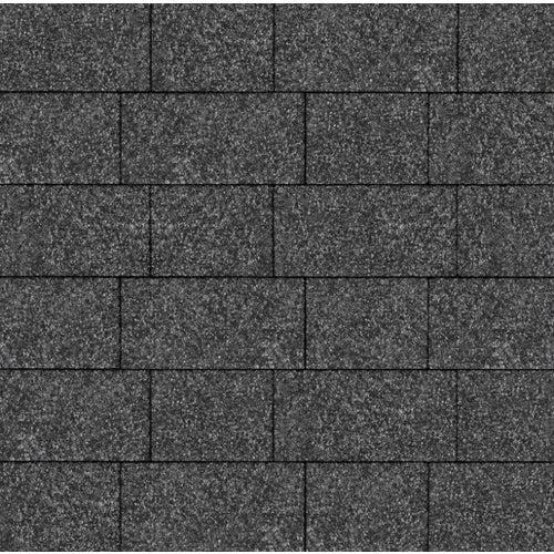 Kostka brukowa Certus System 15 antracytowy granit gr. 6 cm płukana wym.15x20 / 15x30 cm, 9,6 m2/pal
