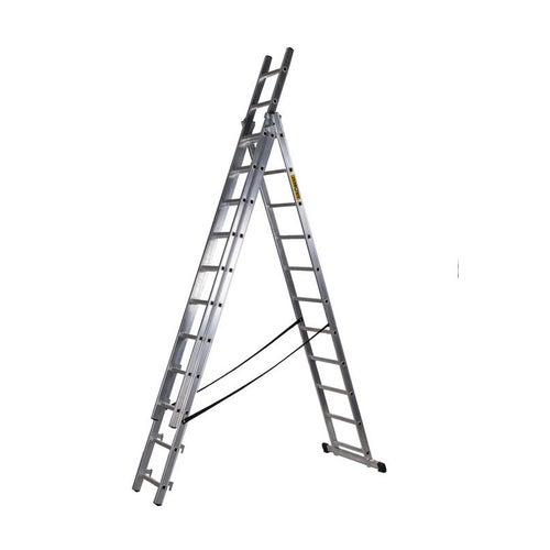 Drabina wielofunkcyjna 3x11 stopni